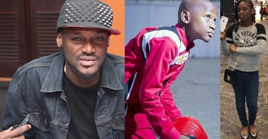 2Face Idibia : How Many Children Does 2face Have (Photos)