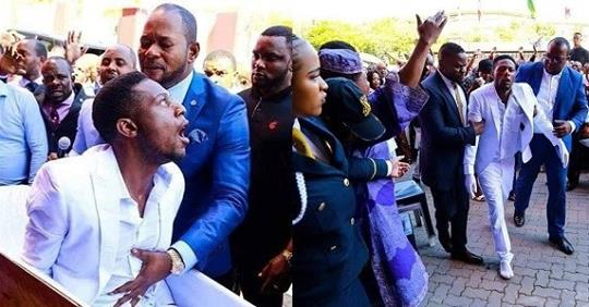 Man Resurrected By Pastor Alph Lukau Arrested By Police