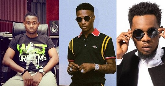 Sarz Narrates His Most Embarrassing Moment With Wizkid And Patoranking
