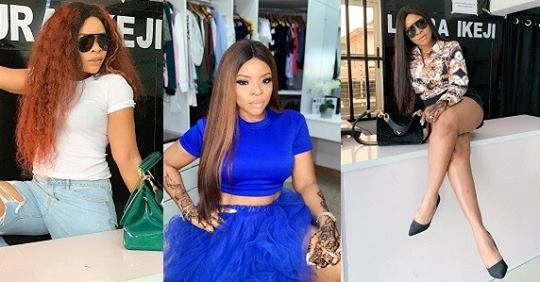 I Don't Repeat Clothes – Laura Ikeji Says