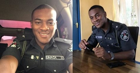 'You're A Failure If You're 25 And Still Comfortable Staying With Your Parents' – Nigerian Policeman (Video)