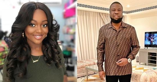 Jackie Appiah Accused Of Sleeping With Hushpuppi