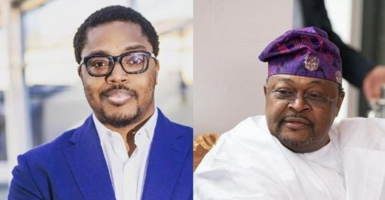 It Has Not Been Easy Being His Son – Paddy Adenuga Talks About His Father