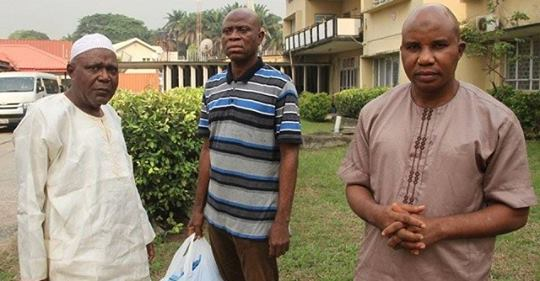 EFCC Arraigns Three Men Who Fraudulently Carried Out Transaction On The Shares Of Dead People (Photo)