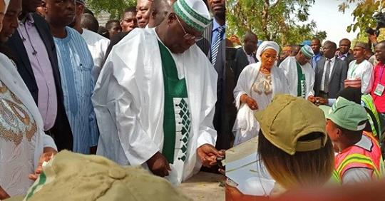 Election 2019: Atiku Abubakar's Response When Asked If He Will Concede If He Loses