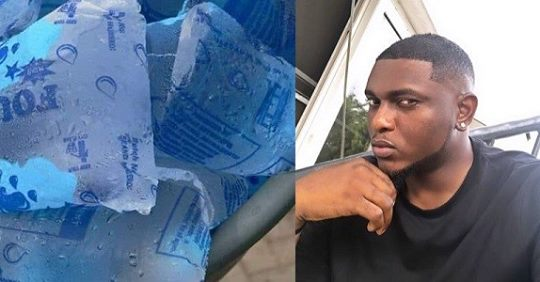 Nigerian Man Gives Reason Why 'it Is More Profitable To Give Money To Sachet Water Sellers Than Beggars'
