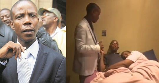Pastor Mboro Invokes Anointing On Condom While Praying For Couples With Sexual Problems (Video)