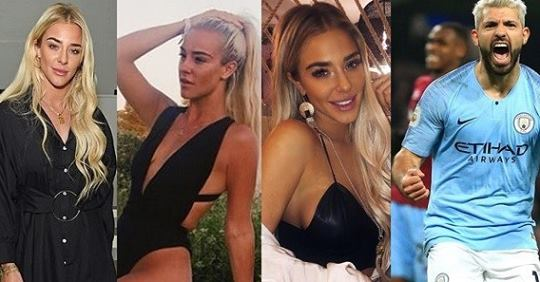 The Pretty 21-Year-Old Lady Manchester City Striker Aguero Is Dating