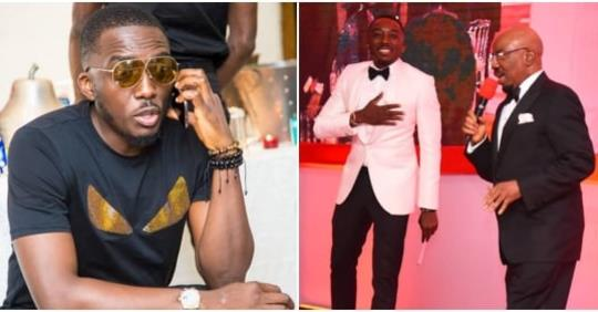 Bovi Narrates What Happened After Zenith Bank Chairman, Jim Ovia Gave Him N5M On Stage