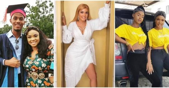 Iyabo Ojo Narrates How She Had To Breastfeed Her Nephew And Daughter Simultaneously