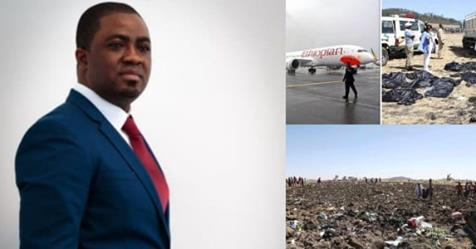 """""""God Was Drinking Beer So He Couldn't Save Those Who Perished In The Plane Crash"""" – Ghanaian Atheist"""