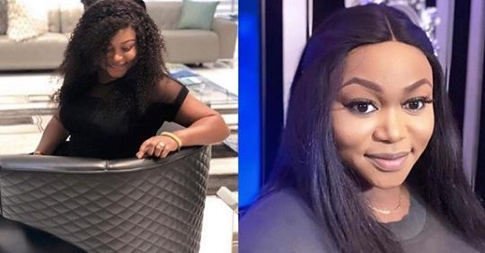 Nollywood Actress, Ruth Kadiri Adds 'Ezerika' To Her Name On Social Media As She Shows Off Her Wedding Ring