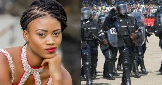 Ghanaian Policemen Sleep With Nigerian Prostitutes As Young As 15- Singer Reveals