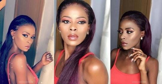 BBnaija's Khloe Gives Mature Reply To An Instagram Beggar Who Tried To Guilt Trip Her