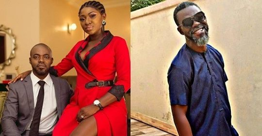 'You Looked Better When You Were With Your Wife' – Fan Tells Yvonne Jegede's Ex-hubby And He Responds (Screenshot)