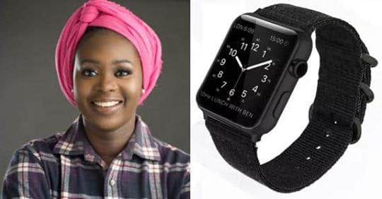 My Customer Wanted To Buy An Iwatch For N4,000 – Lady Writes