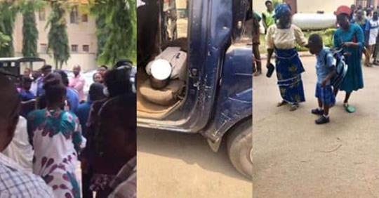 Policemen Allegedly Beat Civil Defense Officer To Death In His Family's Presence (Photos)