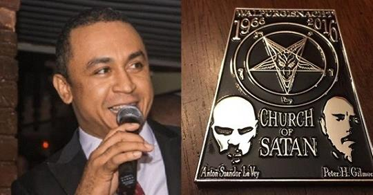 Church Of Satan Replies Daddy Freeze After He Called Marriage Vows Satanic