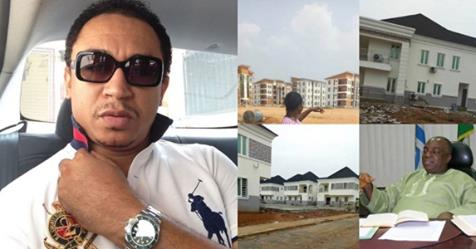 Daddy Freeze Blasts Pastor Oyedepo After He Unveiled His Mega Real Estate Housing Project