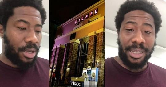 Owner Of Escape Nightclub Says The Club Is In Debt; Set To Release Names Of Celebrities, Politicians, Lagos Big Boys Owing The Club