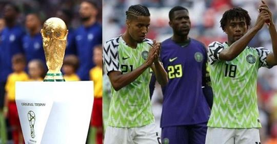 """""""Nigeria Not Eligible To Host World Cup Until At Least 2086"""" – FIFA"""