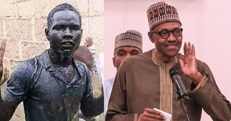 """Bauchi Man Who Drank """"gutter Water"""" To Celebrate Buhari Is Alive"""