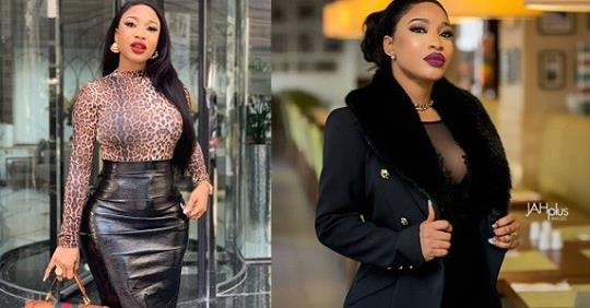 """""""This Is The Best Protection A Woman Can Have"""" – Tonto Dikeh Dishes Words Of Wisdom To Ladies"""
