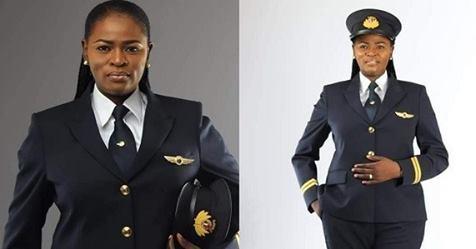 Meet Adeola Sowemimo: The First Nigerian Female Pilot With Qatar Airways, Set To Fly The Boeing 787 Dreamliner Aircraft