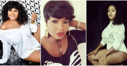 Nollywood Actress, Festina Peters Reveals Why Actresses Find It Hard To Find True Love
