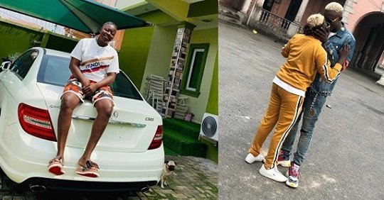 Rapper, Zlatan Ibile Buys Benz As Birthday Gift For His Babe
