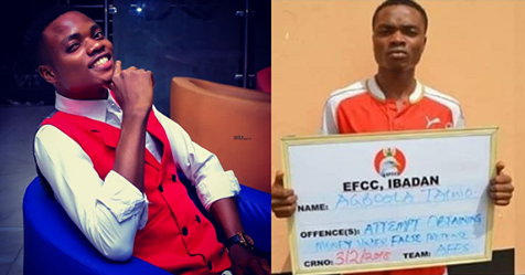 Comedian Saint Taiwo Accuses EFCC Of Wrongful Arrest And Tarnishing His Image