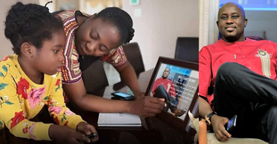Heart-breaking Moment Pius Adesanmi's Wife Informed Their Daughter Of His Death