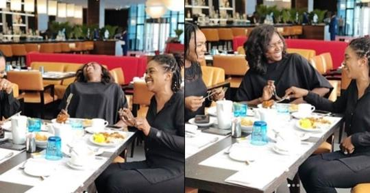 Three Of Nollywood's Fantastic Four Spotted On A Weekend Gateway