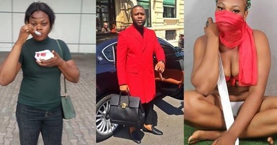 I Want To Have Sex With Hushpuppi Before My Marriage – Slay Queen Cries Out