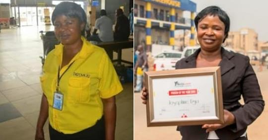 Airport Cleaner Who Returned Millions Of Naira Forgotten, Laments On Not Been Rewarded For Honesty (Video)