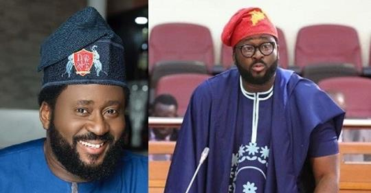Desmond Elliot Attacked By Hoodlums In Lagos