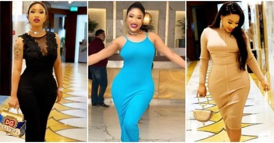 Tonto Dikeh Gets Dragged For Her Post About Women Snatching Men Because Of Gifts