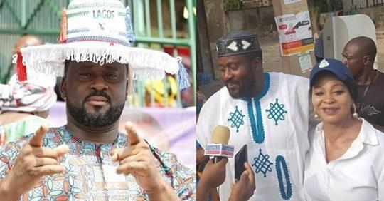 Desmond Elliot Wins Re-election In Surulere Constituency Despite Getting Attacked By Hoodlums