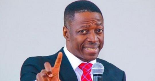 """""""If Sango Was That Powerful, Why Didn't He Supply Electricity To Our Cities,"""" – Pastor Sam Adeyemi"""