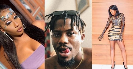 """We All Know You Selling Pu*ssy"" – Victoria Kimani Slams Tiwa Savage, YCEE In #Fvckyou Challenge"