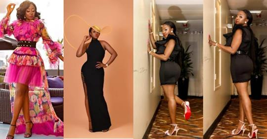 Actress, Ini Edo Shares Stunning Photos As She Turns 37
