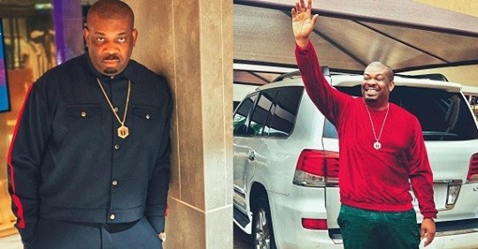 """""""I Don't Have Any Child Out Of Wedlock"""" – Don Jazzy Shares"""
