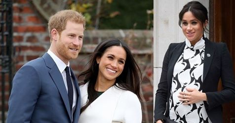 Prince Harry And Meghan Markle Welcome A Baby Boy