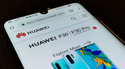 Google Blocks Huawei Phones From Android Update