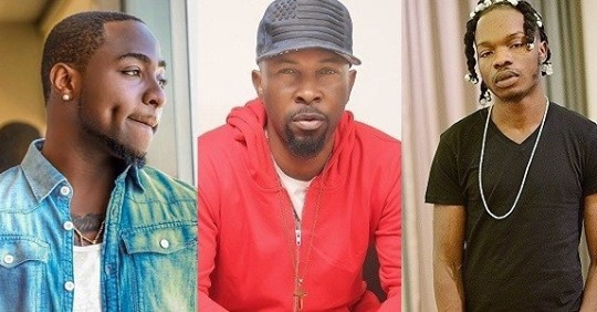 Davido Reacts To Feud Between Naira Marley & Rugged Man, Says Both Parties To Let Love Lead