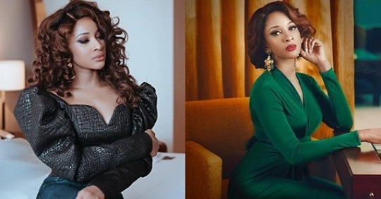 """""""My Uterus Is Not Their Home"""" – Adesua Etomi-Wellington Lashes At Womb Watchers"""