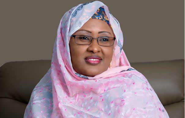 Aisha Buhari Says Nigerian Should No Longer Call Her 'Wife Of The President, Wants To Be Addressed As The 'First Lady'