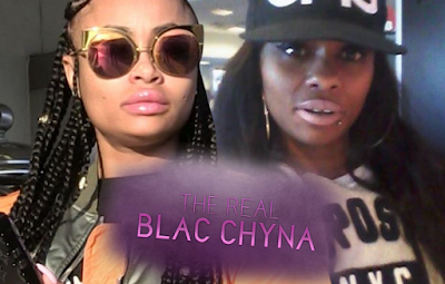 Blac Chyna 'grabs A Bottle In New Reality Show To Fight Her Mom