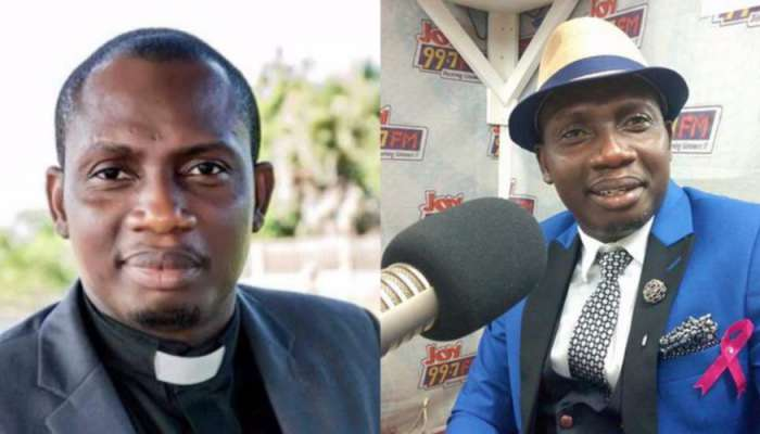 Married Men Must Date Single Ladies To Teach Them About Marriage – Counselor Lutterodt (video)