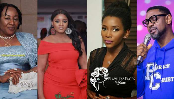 Patience Ozokwo, Omotola Jalade, Genevieve Nnaji Addresses Allegations Against Pastor Fatoyinbo, Support Busola Dakolo
